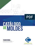 b.1. Catalogo de Moldes