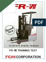 TCM FR-7 Training Test