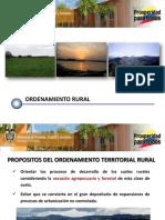Ordenamiento Rural POT