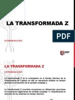 04. CDIR - Transformada Z