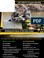 SMP Cadet Brief Short Version