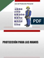 CLASE N°7. EPP Manos