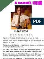 Tomas Samuel Kuhn - El Desarrollo de Las Ciencias