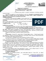 0 1 Peun Picior de Plai Regulament de Desfasurare Si Formular de Inscriere