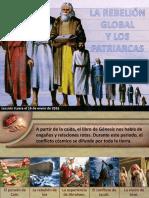 Rebelion Global y Los Patriarcas