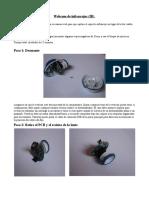 Webcam de Infrarrojos (IR)