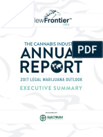 Cannabis Industry Annual Report Exec Summary