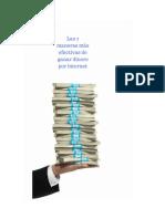 Las 7 maneras más efectivas de ganar dinero por internet.pdf