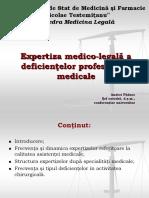 Deficient e Medical e