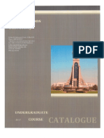 Undergraduate Course Catalogue_2017