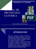 Curso de Sistema de Proteccion Catodica
