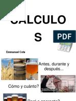 Presentacion-CALCULOS