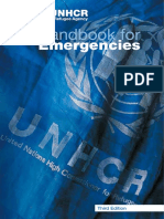 D.01.03. Handbook for Emergencies_UNHCR
