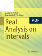 Real Analysis on Intervals Springer 2014(1)