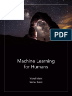 MTech Data Science and Engineering pdf | Machine Learning
