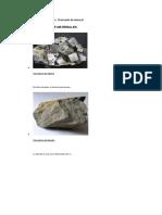 2da. Clase de Equipos de de Trituración o Chancado de Mineral