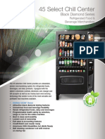 cold food chill vending machines gencf45vm