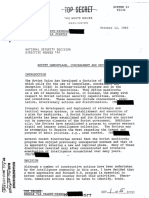[TOP SECRET/UNCLASSIFIED] National Security Decision Directive Number 108/Assessing & Countering Soviet Maskirovka - Signed by President Ronald Reagan