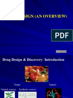 Drug Design Overview