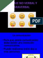Lenguaje No Verbal y Paraverbal 6 Basico