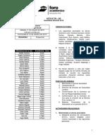 Acta AG Nº 06-2015