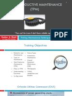 TPM Training Part 1