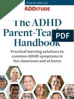 The Parent Teacher Handbook