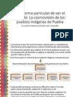 Exposición de Los pueblos indígenas de Puebla