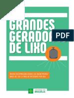 Grande Geradores de Lixo Agencia Brasilia