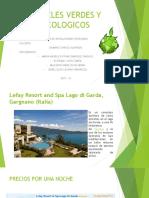 Hoteles Verdes y Ecologicos