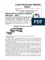 Projeto Cinema na Escola ETI.doc