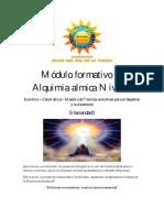 Alquimia Almica Nivel I