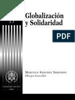Globalización y Solidaridad