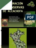 Conservas de Alcachofas