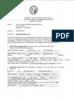 Bibbs Ethics Complaint