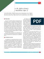 Frecuencia de infecciones diabetes tipo 2.pdf