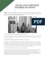 10 CONSEJOS DE JULIO CORTÁZAR PARA ESCRIBIR UN CUENTO.docx