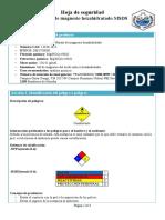 Nitrato de Magnesio Hexahidratado