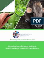 OIRSA_Manual de procedimientos básicos de Análisis de Riesgo.pdf