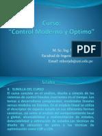 Control Moderno y Optimo 1