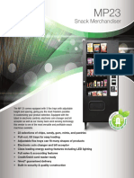 snack vending machines gens23vm