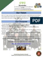 Cherokee Veterans Community Newsletter October