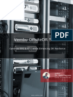 Vembu Offsitedr Server Whitepaper
