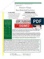 issue 1 boys basketball newsletter
