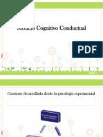 Modelo Cognitivo Conductual 2