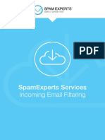 Detailed Service Sheet Incoming Filter