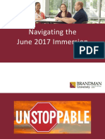 pd june immersion overview