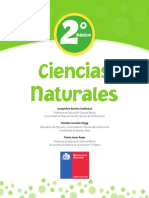 Ciencias Naturales 2º básico-Texto del estudiante