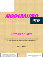 Modernismo Rina