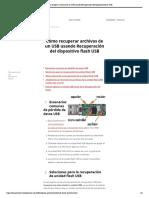 Cómo recuperar archivos de un USB usando Recuperación del dispositivo flash USB.pdf